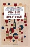 Jean-Marc Carité et Lilas Carité - Guide Carité des bonnes adresses du vin bio et biodynamique.