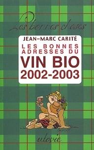 Jean-Marc Carité - .