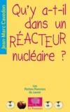 Jean-Marc Cavedon - Qu'y a-t-il dans un réacteur nucléaire ?.