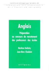 Jean-Marc Chadelat et Marlène Dolitsky - .