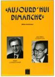 Jean-Marc Chappuis et Albert Longchamp - .
