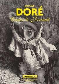 Rhonealpesinfo.fr Gustave Doré - Contes de Perrault, 22 planches détachables en noir et blanc Image