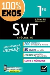 Jean-Marc Coulais et Anne Cynober - SVT 1re générale (spécialité) - exercices résolus - Nouveau programme de Première.