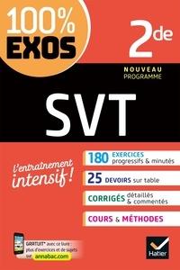 Jean-Marc Coulais et Anne Cynober - SVT 2de - exercices résolus - Nouveau programme de Seconde.