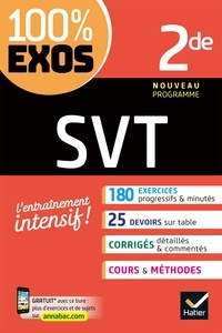 Jean-Marc Coulais et Anne Cynober - SVT 2de - Exercices résolus (sciences de la vie et de la Terre) - Seconde.