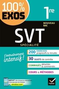 Jean-Marc Coulais et Anne Cynober - SVT spécialité 1re Nouveau Bac.