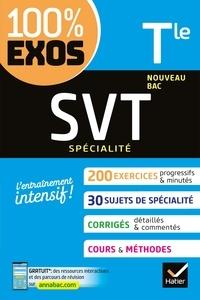 Jean-Marc Coulais et Ouaria Doumi - SVT Tle générale (spécialité) - exercices résolus - Nouveau bac Terminale.