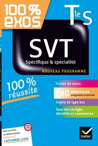 Jean-Marc Coulais et Hélène Hervé - SVT Tle S - Spécifique & spécialité.