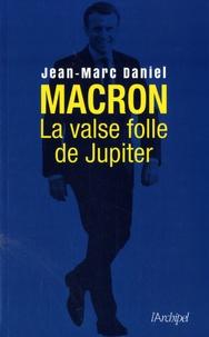 Corridashivernales.be Macron, la valse folle de Jupiter Image