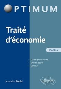 Jean-Marc Daniel - Traité d'économie.