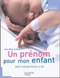 Jean-Marc de Foville - Un prénom pour mon enfant.