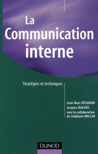 Deedr.fr La Communication interne - Stratégies et techniques Image