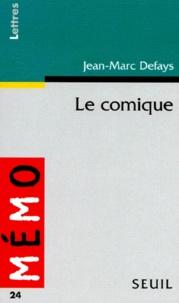 Jean-Marc Defays - .