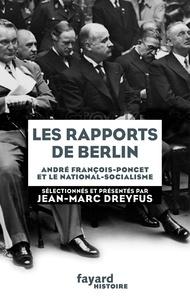 Les rapports de Berlin - André François-Poncet et le national-socialisme.pdf