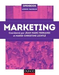 Jean-Marc Ferrandi et Marie-Christine Lichtlé - Marketing.