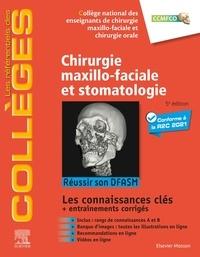 Jean-Marc Foletti et Pierre Bouletreau - Chirurgie maxillo-faciale et stomatologie.