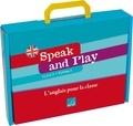 Jean-Marc Furgerot et Frédéric Houllier - Speak and Play CM1 - L'anglais pour la classe. 1 CD audio