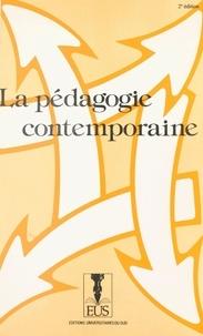 Jean-Marc Gabaude - La Pédagogie contemporaine.