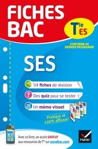 Livres de texte gratuits à télécharger Fiches bac SES Tle ES  - fiches de révision   Terminale ES par Jean-Marc Gauducheau, Rozenn Guéguen DJVU 9782401046924