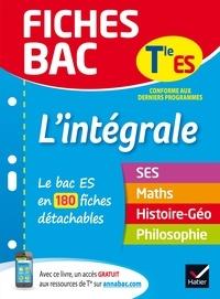 Jean-Marc Gauducheau et Rozenn Guéguen - L'intégrale Tle ES.