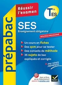 Jean-Marc Gauducheau et Marc Pelletier - Sciences économiques et sociales Tle ES enseignement obligatoire.