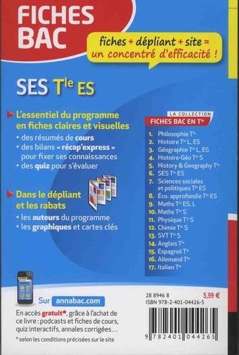 SES Tle ES  Edition 2018