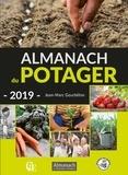 Jean-Marc Gourbillon - Almanach du potager.