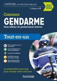 Jean-Marc Groga et Benoît Priet - Concours gendarme sous-officier de gendarmerie interne - Tout-en-un.