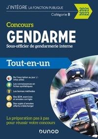 Jean-Marc Groga et Benoît Priet - Concours Sous-officier de gendarmerie interne - 2021-2022.