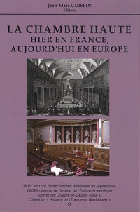 Alixetmika.fr La Chambre haute : hier en France, aujourd'hui en Europe Image