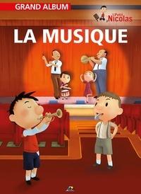 Jean-Marc Harel-Ramond et René Goscinny - La musique - Le petit Nicolas.