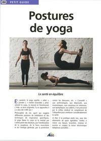 Jean-Marc Harel-Ramond - Postures de yoga.