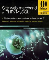 Site web marchand en PHP/MySQL - Jean-Marc Herellier | Showmesound.org