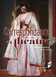 Jean-Marc Hovasse - Correspondance et théâtre.