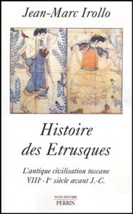 Deedr.fr Histoire des Etrusques - L'antique civilisation toscane VIIIe-Ier siècle av. J.-C. Image