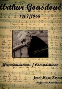 Jean-Marc Kernin - Arthur Goasdoué - Harmonisations, compositions.