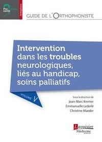 Openwetlab.it Guide de l'orthophoniste : troubles neurologiques, troubles liés aux handicap, soins palliatifs Image