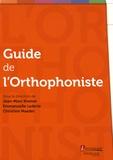 Jean-Marc Kremer et Emmanuelle Lederlé - Guide de l'orthophoniste - 6 volumes.