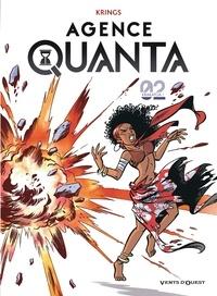 Jean-Marc Krings - Agence Quanta - Tome 02 - Krakatoa !.
