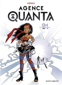 Jean-Marc Krings - Agence Quanta Tome 1 : Les chronovores.
