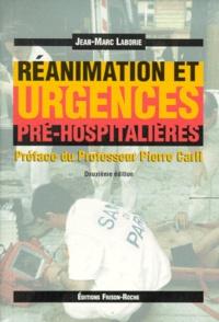 REANIMATION ET URGENCES PRE-HOSPITALIERES. 2ème édition.pdf