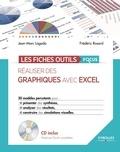 Jean-Marc Lagoda et Frédéric Rosard - Réaliser des graphiques avec Excel. 1 Cédérom