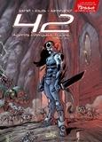 Jean-Marc Lainé et Louis Laîné - 42 Agents Intergalactiques Tome 2 : Ari.