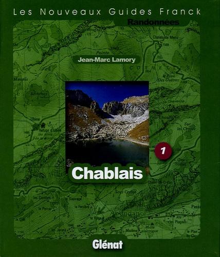 Jean-Marc Lamory - Chablais - Fonds de cartes au 1/25 000.