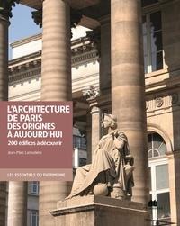 Jean-Marc Larbodière - L'architecture de Paris.