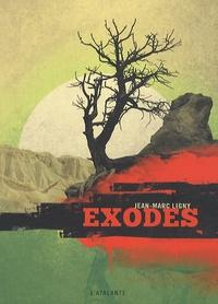 Jean-Marc Ligny - Exodes.