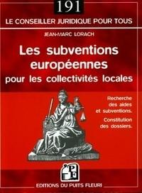 Les subventions européennes pour les collectivités locales.pdf