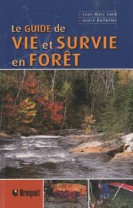 Deedr.fr Le guide de vie et survie en forêt Image