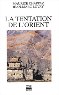 Jean-Marc Lovay et Maurice Chappaz - .