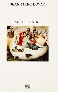 Jean-Marc Lovay - Midi solaire.